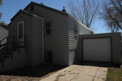 Bismarck Single Family Home For Sale: 1013 Jefferson Avenue