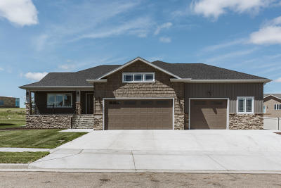 Bismarck Single Family Home For Sale: 5328 Basalt Drive