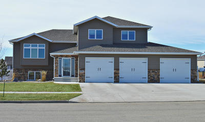Bismarck Single Family Home For Sale: 511 Lasalle Drive