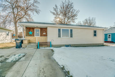 Mandan Single Family Home For Sale: 107 12th Street NW