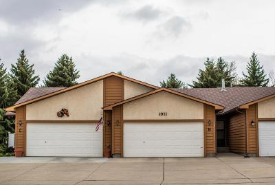 Bismarck Single Family Home For Sale: 1911 Capitol Avenue #B