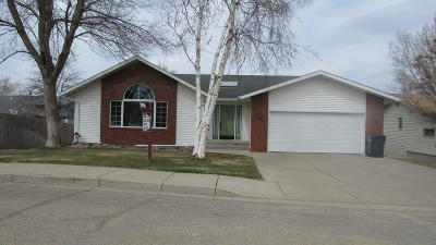 Mandan Single Family Home For Sale: 1304 17th Street SE