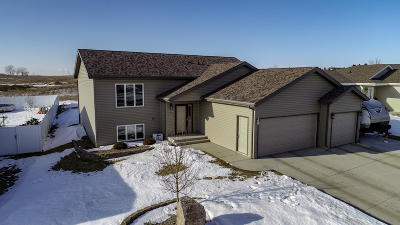 Bismarck ND Single Family Home For Sale: $312,900
