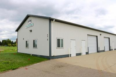 Mandan ND Commercial For Sale: $2,500