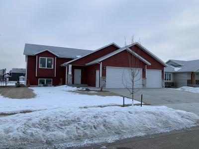 Bismarck Single Family Home For Sale: 3935 Meridian Drive