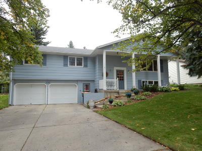 Bismarck Single Family Home For Sale: 1020 Highland Place