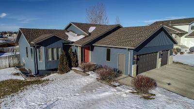 Bismarck Single Family Home For Sale: 4816 Mellowsun Drive