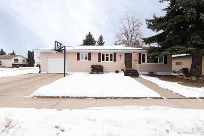 Bismarck ND Single Family Home For Sale: $222,900