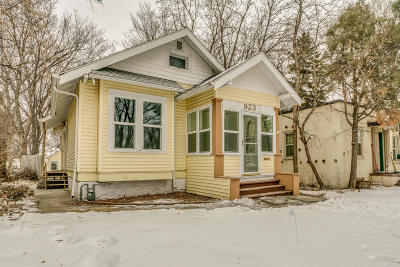 Bismarck Single Family Home For Sale: 923 N 7th Street