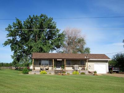 Beulah, Hazen Single Family Home For Sale: 429 County Rd