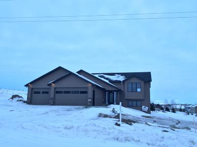 Bismarck Single Family Home For Sale: 4723 Marsh Hawk Drive