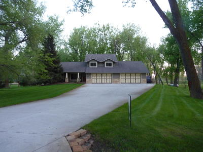 Bismarck Single Family Home For Sale: 2471 Timberlane Place