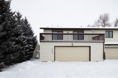 Bismarck ND Condo/Townhouse For Sale: $217,000