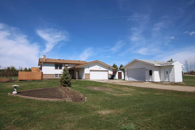 Bismarck Single Family Home For Sale: 7524 Viking Drive