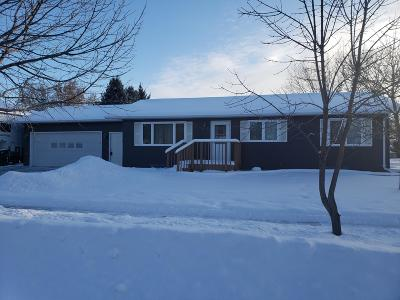 Bismarck Single Family Home For Sale: 1407 Portland Drive