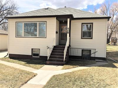 Bismarck Single Family Home For Sale: 506 16th Street