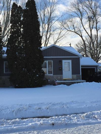 Bismarck Single Family Home For Sale: 1300 12 Street