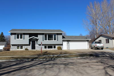 Bismarck Single Family Home For Sale: 1314 Portland Drive