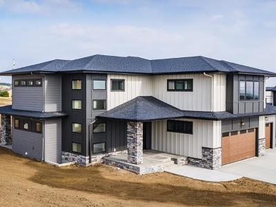 Bismarck Single Family Home For Sale: 4803 Grey Hawk Ln
