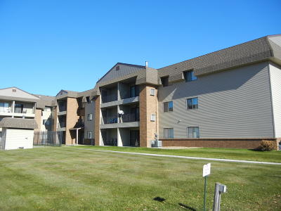 Bismarck Condo/Townhouse For Sale: 1727 Grandview Lane N #102