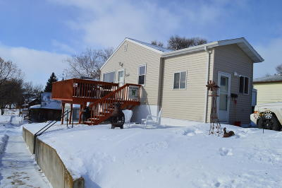 Mandan Single Family Home For Sale: 310 4th Street NE