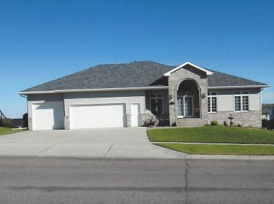 Bismarck Single Family Home For Sale: 3216 Daytona Drive