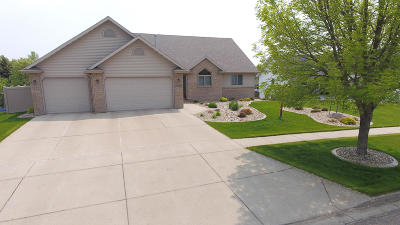 Bismarck Single Family Home For Sale: 1709 Valley Drive