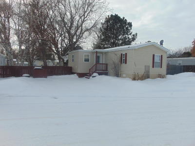 Mandan Single Family Home For Sale: 3027 Twin City Dr Drive