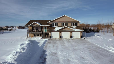 Bismarck Single Family Home For Sale: 7600 Runnel Road