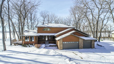 Bismarck Single Family Home For Sale: 14738 Sand Dune Lane