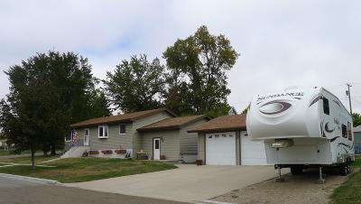 Washburn Single Family Home For Sale: 604 5th Street
