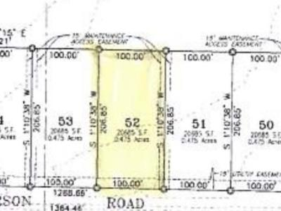 Residential Lots & Land For Sale: 2100 Larson Road