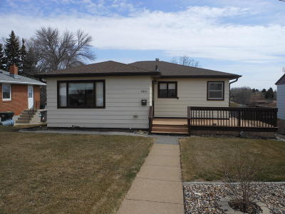 Mandan Single Family Home For Sale: 804 2nd Avenue NW