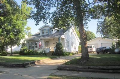 Beulah, Hazen Single Family Home For Sale: 308 2nd Street NW