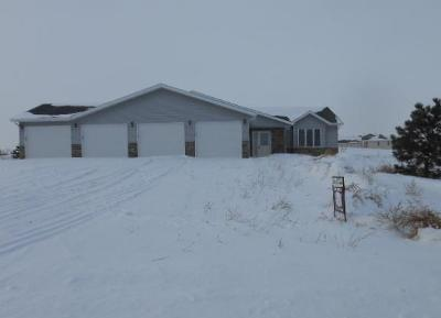 Bismarck Single Family Home For Sale: 8700 Harvest Hills Drive