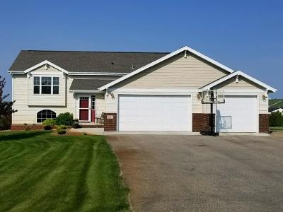 Bismarck Single Family Home For Sale: 6517 Copper Ridge Lane