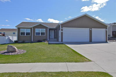 Bismarck Single Family Home For Sale: 4709 Coleman Strt Street