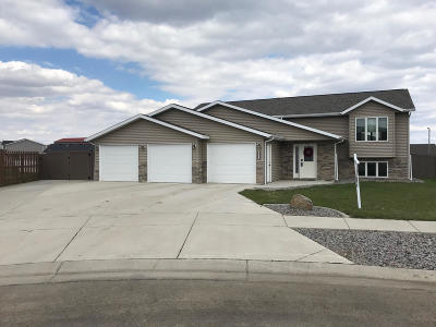 Bismarck Single Family Home For Sale: 1021 Calvert Place