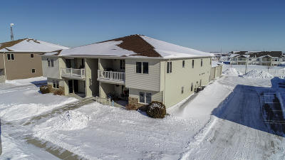 Bismarck Condo/Townhouse For Sale: 3801 Koch Drive #4
