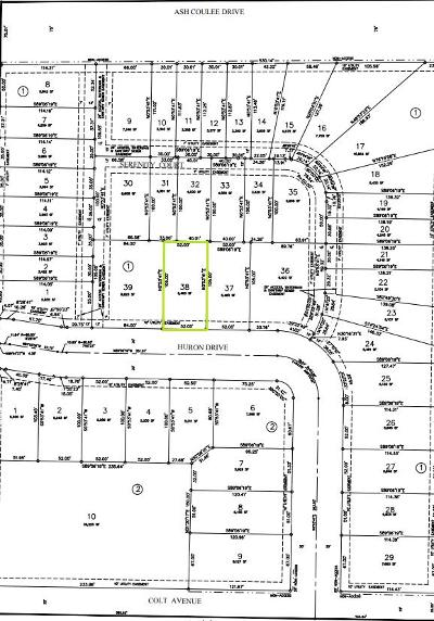 Residential Lots & Land For Sale: 218 Huron Drive