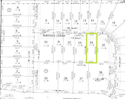 Residential Lots & Land For Sale: 4228 Serenity Court