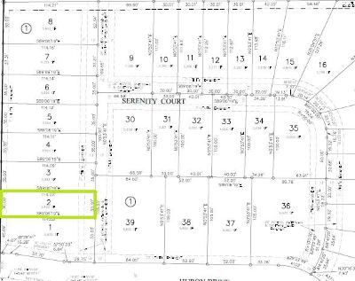 Residential Lots & Land For Sale: 4406 Serenity Court