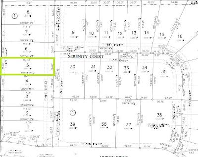 Residential Lots & Land For Sale: 4424 Serenity Court