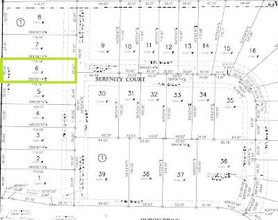 Residential Lots & Land For Sale: 4430 Serenity Court