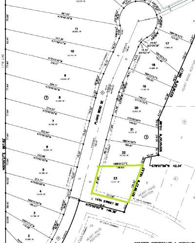 Residential Lots & Land For Sale: 600 14th Street SE