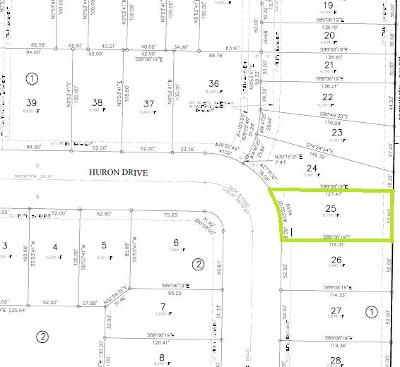 Residential Lots & Land For Sale: 4125 Huron Drive