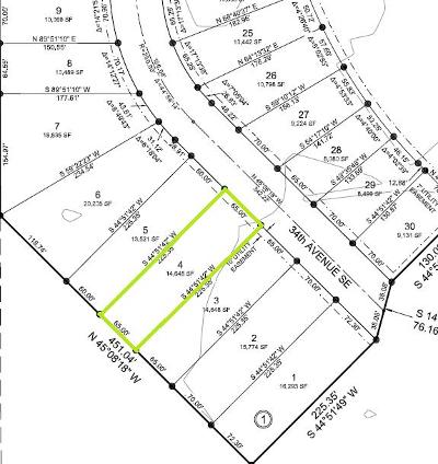 Residential Lots & Land For Sale: 2201 34th Avenue SE