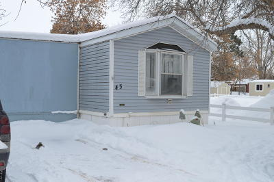 Bismarck ND Single Family Home For Sale: $19,900