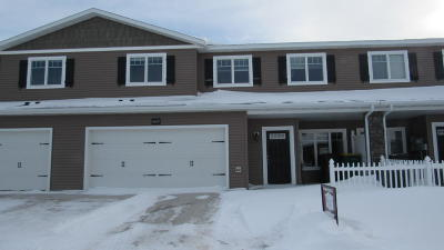 Bismarck ND Condo/Townhouse For Sale: $209,900