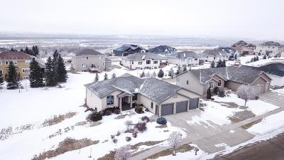 Bismarck Single Family Home For Sale: 3010 Clairmont Road